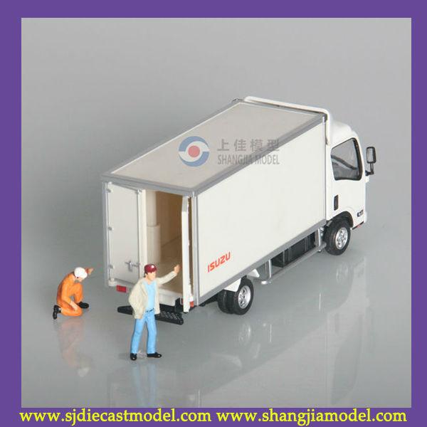 Isuzu Truck Container Model,Diecast Truck Toy Models,Dongguan ...