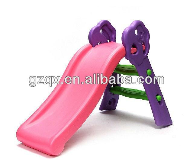 Environmental Friendly Foldable Playground Slide For Children (qx ...