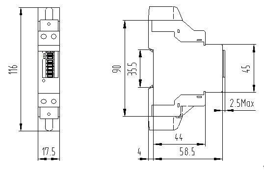 Smart Electric Meter Diagram Com