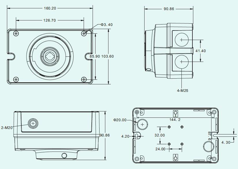 Wiring Diagram 3 Pole Isolator Switch : Pole isolator switch wiring diagram rotary