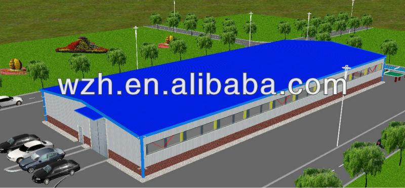 Hot Sale Steel Factory/steel Structure Building,Structure Steel ...
