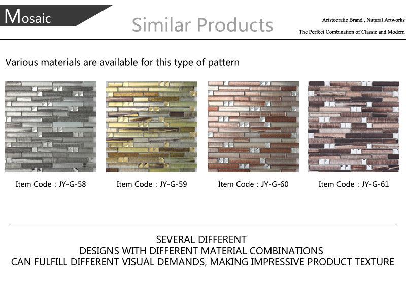 Wholesale VH Light grey white diamond shape strip interior wall ...