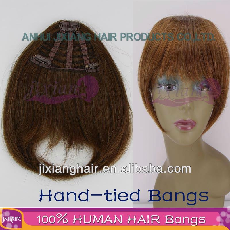 Best Permeability Cheap Human Hair Bangs Human Hair Bangs