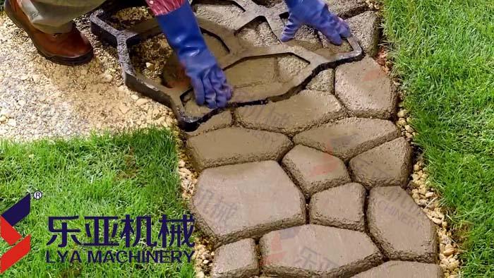 2013 Hot Design Diy Your Garden Garden Supply Concrete