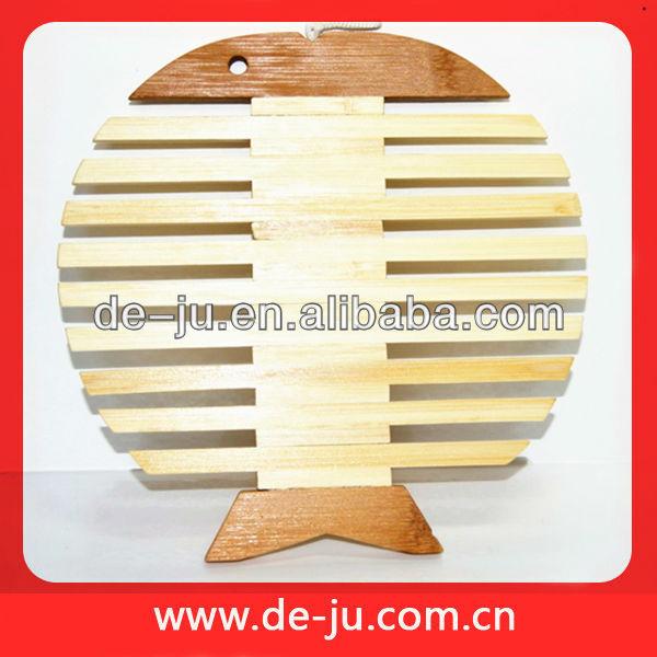 Tabelle Coater Dicken Zwei Platte Bambus Topf Tischset Buy Bambus
