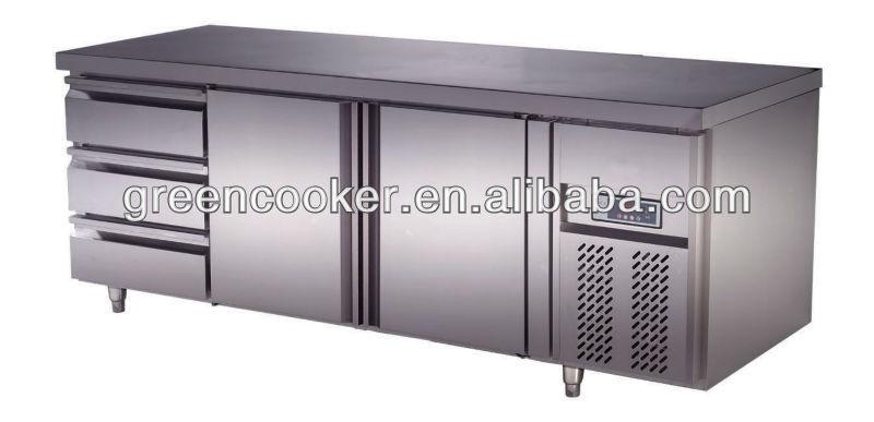 304/201 De Acero Inoxidable Mesa De Trabajo Para Cocina Y Limpio Con ...