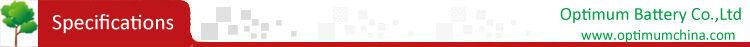 Batterie-Satz Deep Cycle 12V 30Ah LiFePO4 für Solarspeichersystem