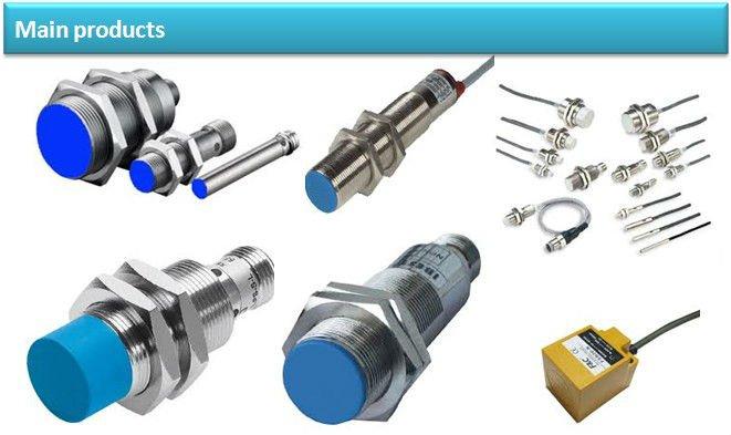 Light Sensor Switch Types Of Capacitive Proximity Sensors 10-30vdc ...