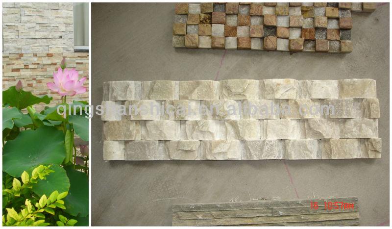 Piedra para pared exterior simil piedra ardesia interior - Piedra decorativa para paredes ...