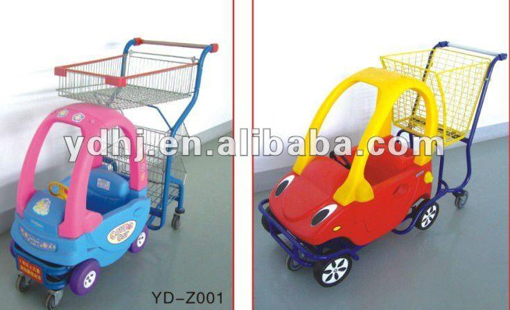 Extreem Warm Te Koop Kinderen Metalen Winkelwagentje Grappig Speelgoed #MZ47