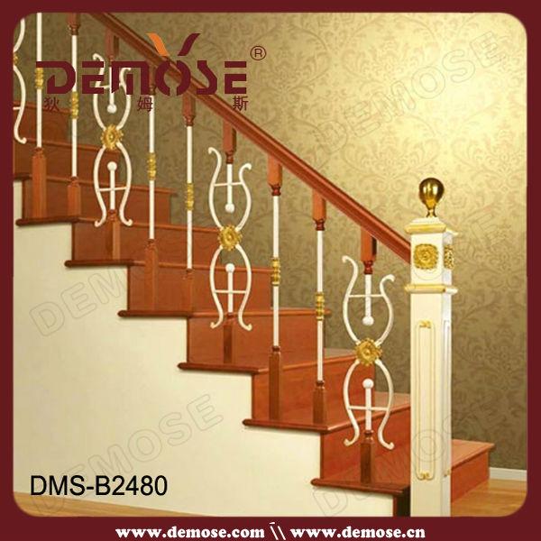 Decorativos de hierro forjado barandas para escaleras - Barandas para escaleras de interior ...