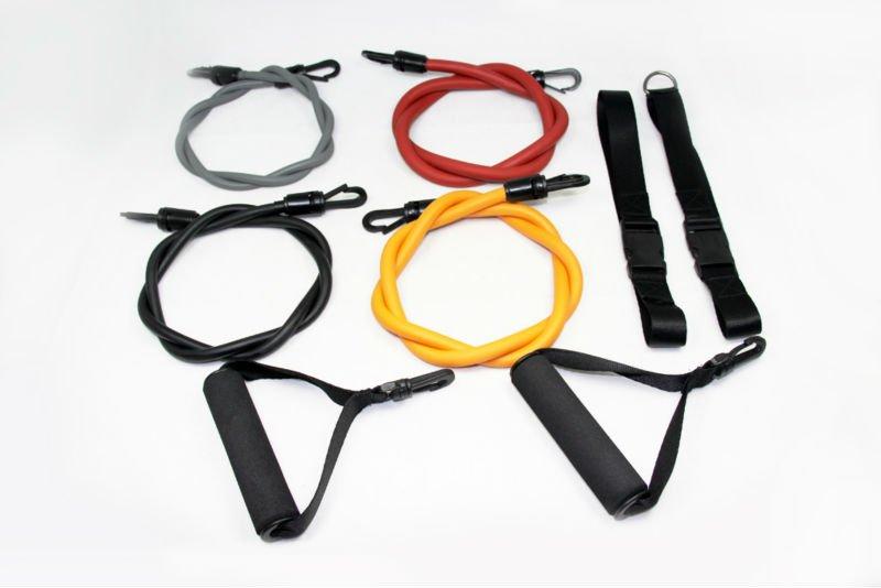 Tubos de l tex gimnasio accesorios buy product on for Articulos para gimnasio