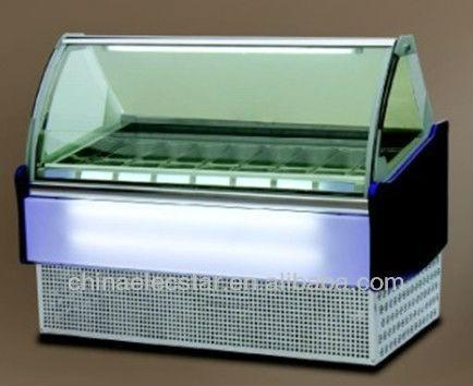 Ice Cream Scoop Countertop Display Freezer Buy Ice Cream