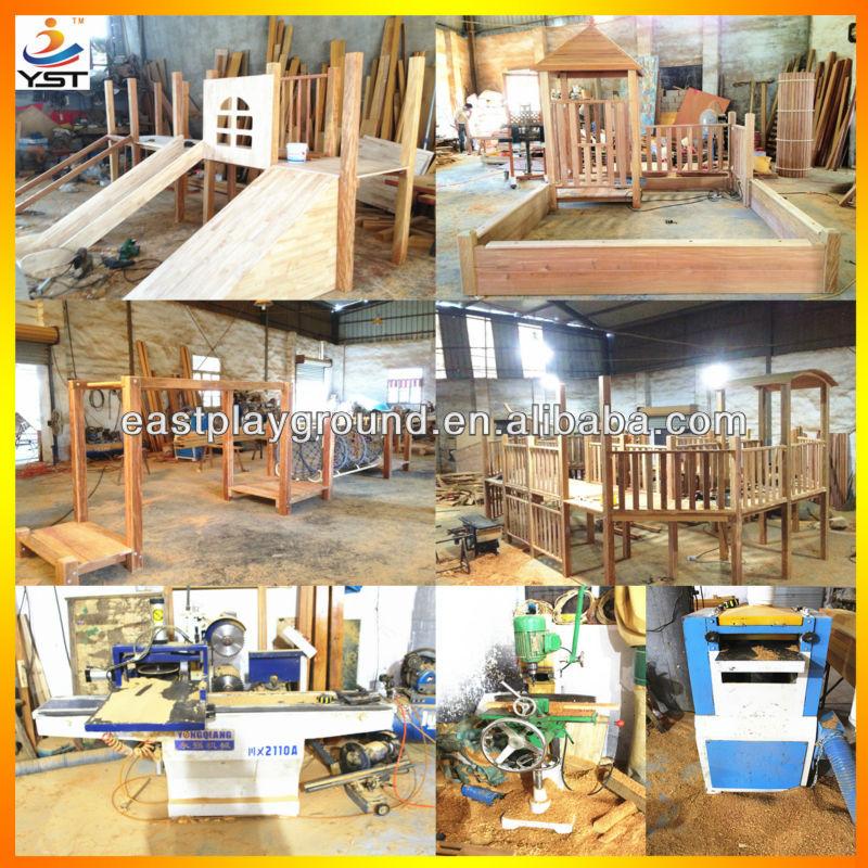 Wholesale EcoFriendly Wooden Kids Playhouse Wooden