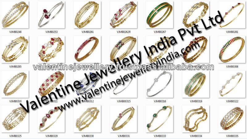 beautiful design gold diamond bracelet peared shape ruby gold