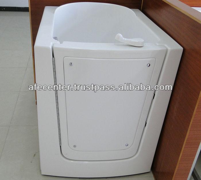 Portable Walk In Bathtub With Shower Disable Bath Tub