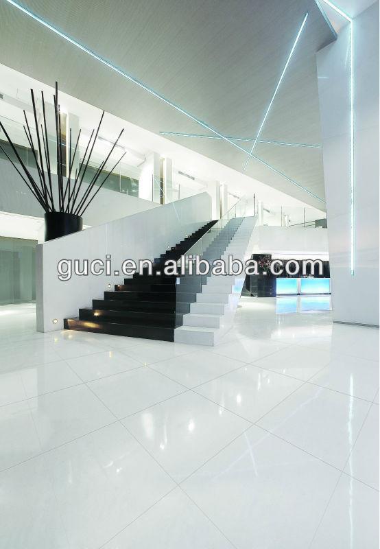 White Polished Floor Tiles Jonathan Steele