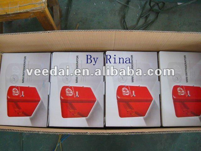 Mini Peltier Kühlschrank Kaufen : Tragbare mini l peltier kühlschränke gefrierschrank für den