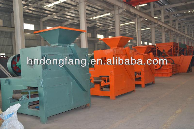 metal briquetting machine
