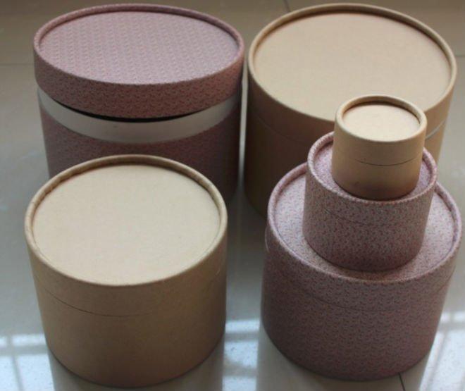 Cardboard Round Box - Buy Round Box,Unique Cardboard Boxes,Hard ...