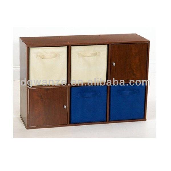 12x12 Fabric Storage Cube Storage Box
