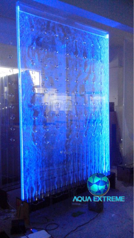 Water Bubble Curtain Floor Bubble Aquarium Buy Water