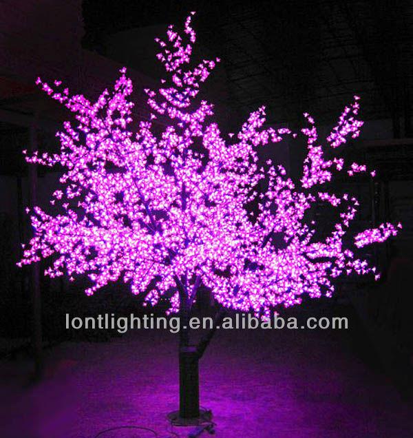Purple Christmas Tree Lights.Zhongshan Outdoor Led Tree Lights Purple Buy Outdoor Led Tree Lights Led Cherry Tree Light Cherry Blossom Light Christmas Tree Product On
