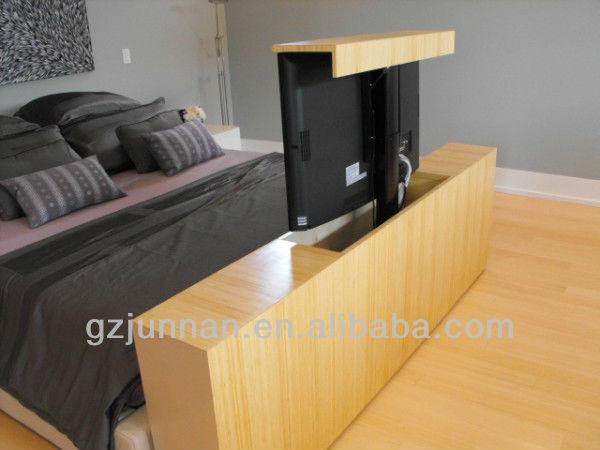 Bett fernseher aufzug motorisierte lcd fernseher aufzug mit fernbedienung buy bett tv lift - Meuble tv ascenseur ...