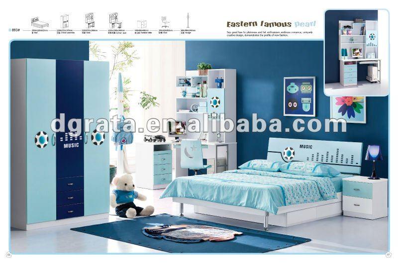 2012 New Le Garçon Chambre Pour La Maison Est Faite De E1 Mdf Et ...