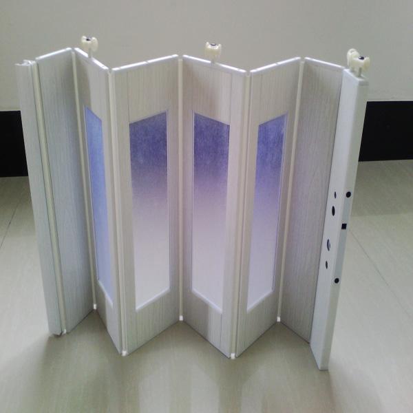 White Glass Pvc Folding Door Design,Door Prices - Buy Door Peice ...