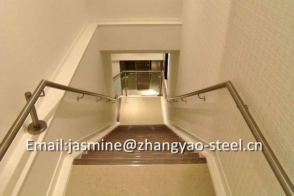 escaleras pasamanos de acero inoxidable diseo