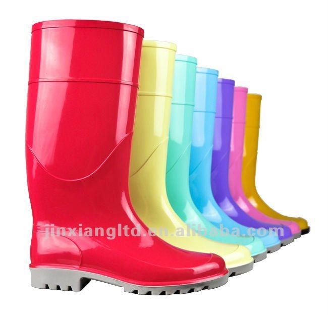 Plastic Women's Rain Boots - Buy Plastic Women Rain Boots,Plastic ...