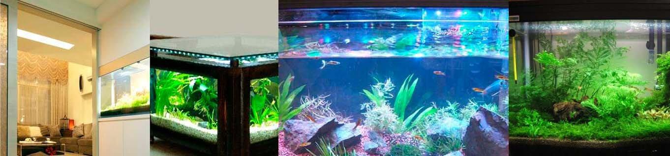 120lm W 120cm Dimmable Led Aquarium Light Plants Ip68