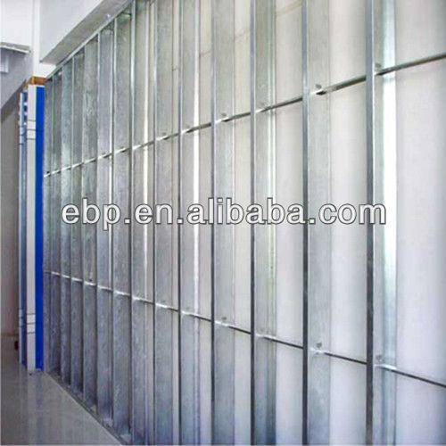 Zinc Stud For Partition C Channel Metal Stud Sizes Framing