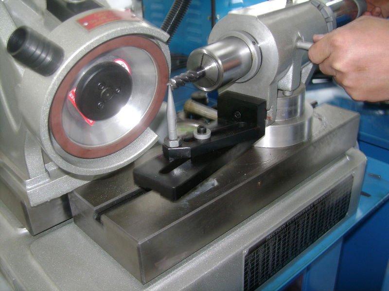 machine sharpening