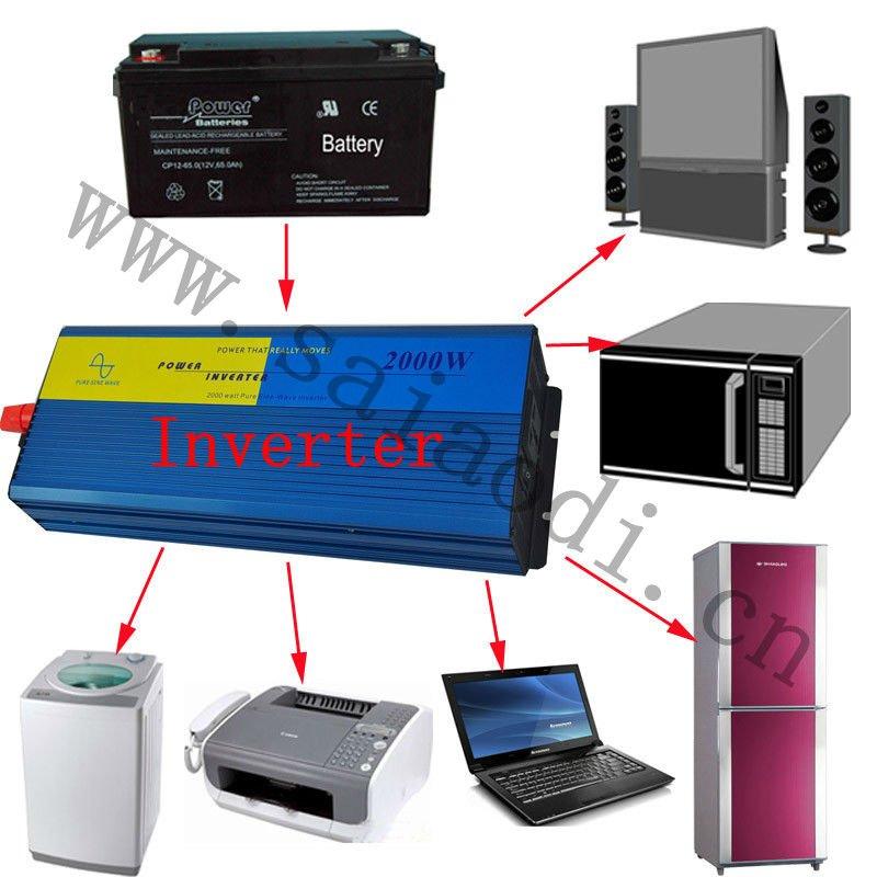 pure sine wave 12v 24v 2000w 2kw inverter 220v 230v 50hz 60hz inverter power solar charge. Black Bedroom Furniture Sets. Home Design Ideas