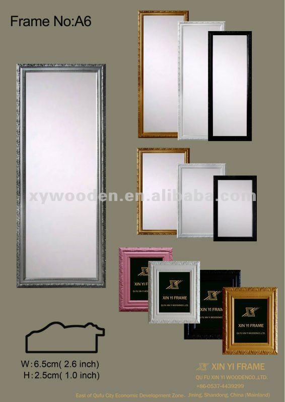 China al por mayor espejo de tocador dormitorio elegante for Espejos de cuerpo completo