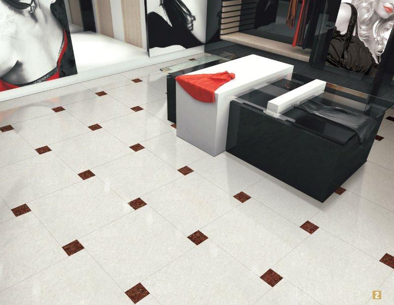 Nano Polished Vitrified Floor Tiles