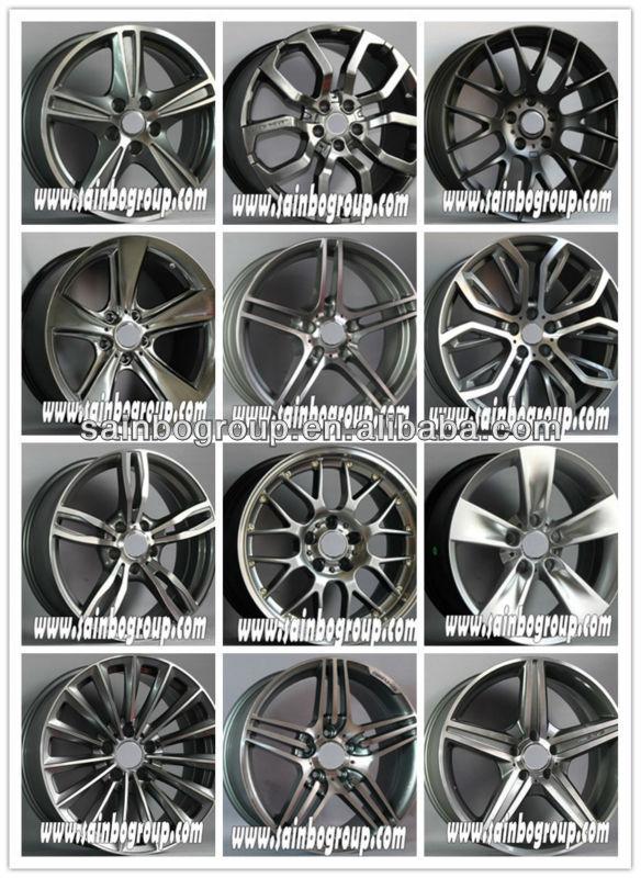 High Profile Aluminum Wheel(s)/rim(s) For In 16