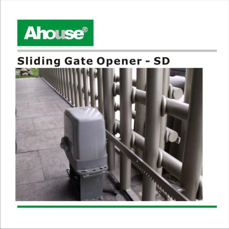 Dc24v Sliding Gate Motor Sliding Gate Opener Buy Sliding