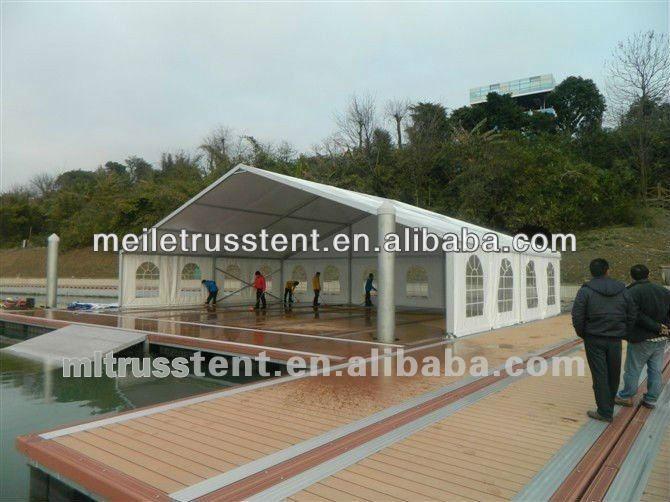 Marquee Party Tent Met Harde Vloer En Voeringguangzhou