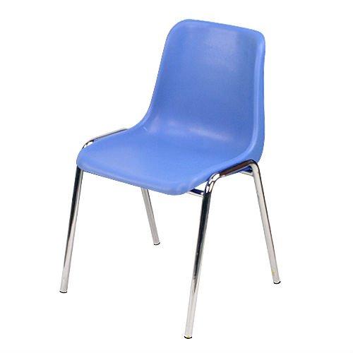 Blue School Chair