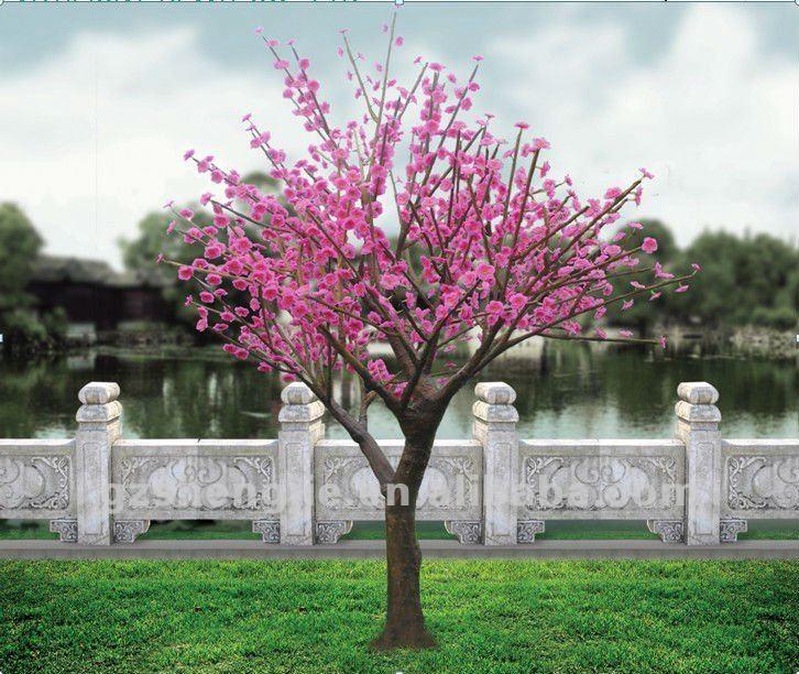 Bella rami decorativi esterni fiore di pesco albero di for Pianta di ciliegio