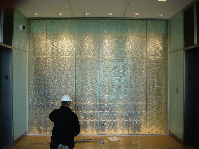 Water Glass Wall Panel Glass Tile Buy Glass Tile Hotel