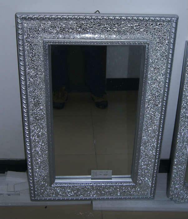Mosaik Rahmen Spiegel Spiegel Hauptdekoration Dekorative Spiegel
