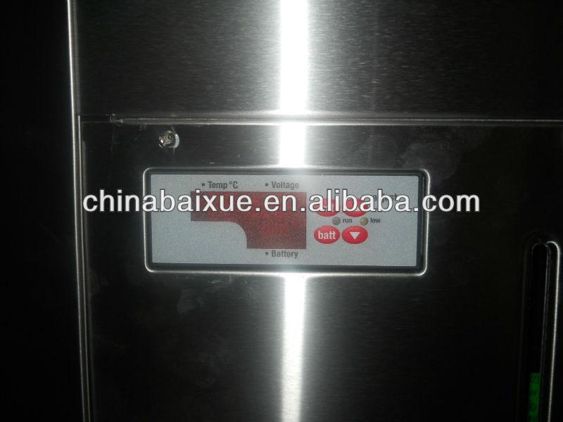 Auto Kühlschrank Solar : Dc12v 24v doppeltür tragbare solar gefrierschrank kühlschrank
