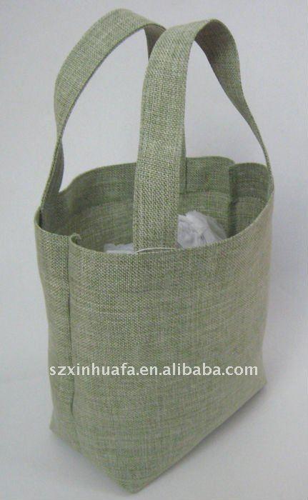 (XHF-SHOPPING-104) linen bag cotton plain cotton bags organic cotton bag