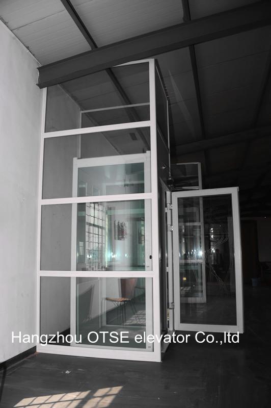 Traction Machine Outside Elevator Small Elevator Elevator