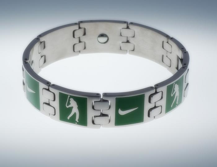 Sports Magnetic Golf Anium Bracelet Germanium