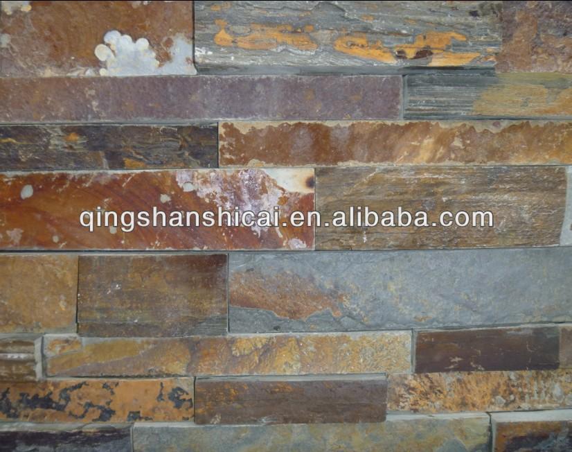 Natuurlijke leisteen muur xiamen steen buy product on - Leisteen muur ...